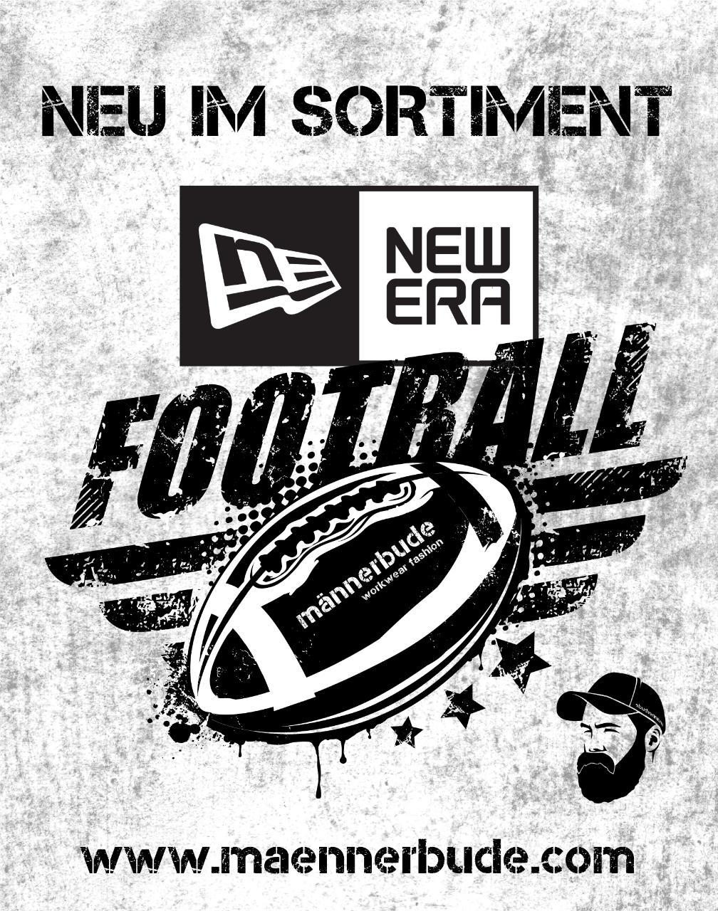 Großhandel bis zu 80% sparen großer Verkauf JETZT NEU in der männerbude: New Era NFL Klamotten | männerbude