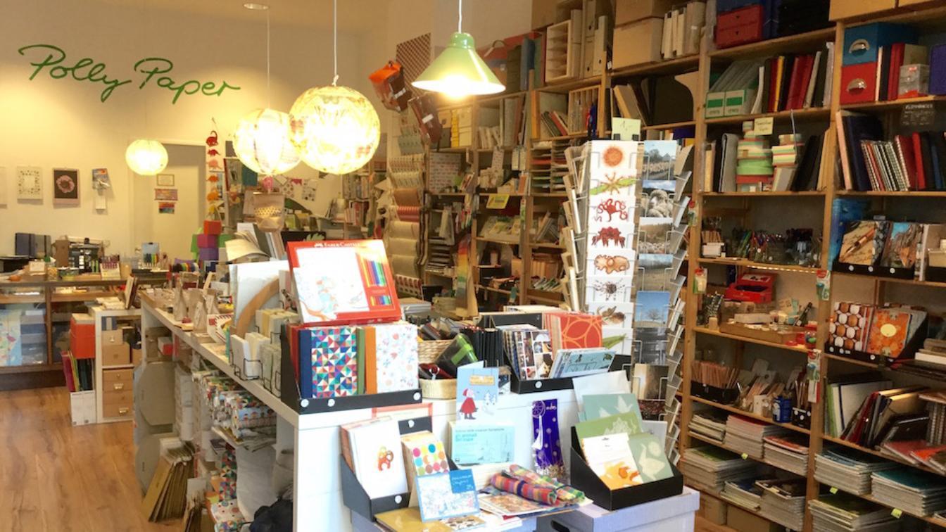 Polly Paper Umweltfreundliche Schreibwaren In Berlin Mitte Findeling